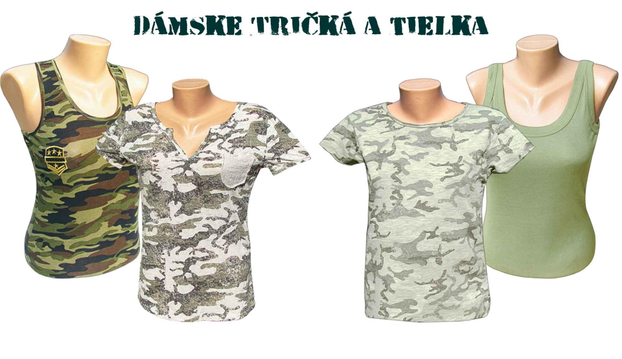 0fc97a22442a Dámske tričká a tielka - darček pre ženu TifanTEX