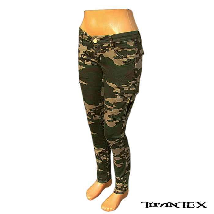 bc4e63927 Nohavice maskáčové Dámske R. Jonaco Denim - TifanTEX odevy