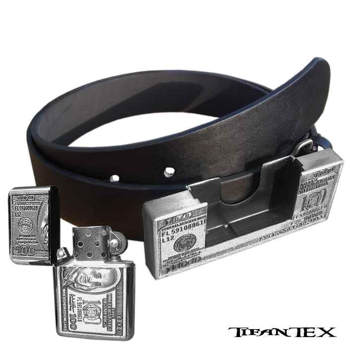 0513fec66857e Opasok 100 US Dollars – opasok so zapaľovačom - Tifantex darčeky
