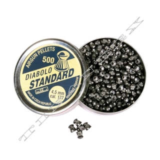 Diabolky STANDARD 4,5 mm 500ks