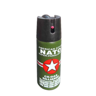 Obranný sprej NATO CS GAS SILLIARDE 60ml