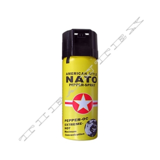 Obranný sprej NATO pepper-OC EXTREME-HOT 50ml